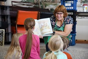 Developmental Storytime Resumes
