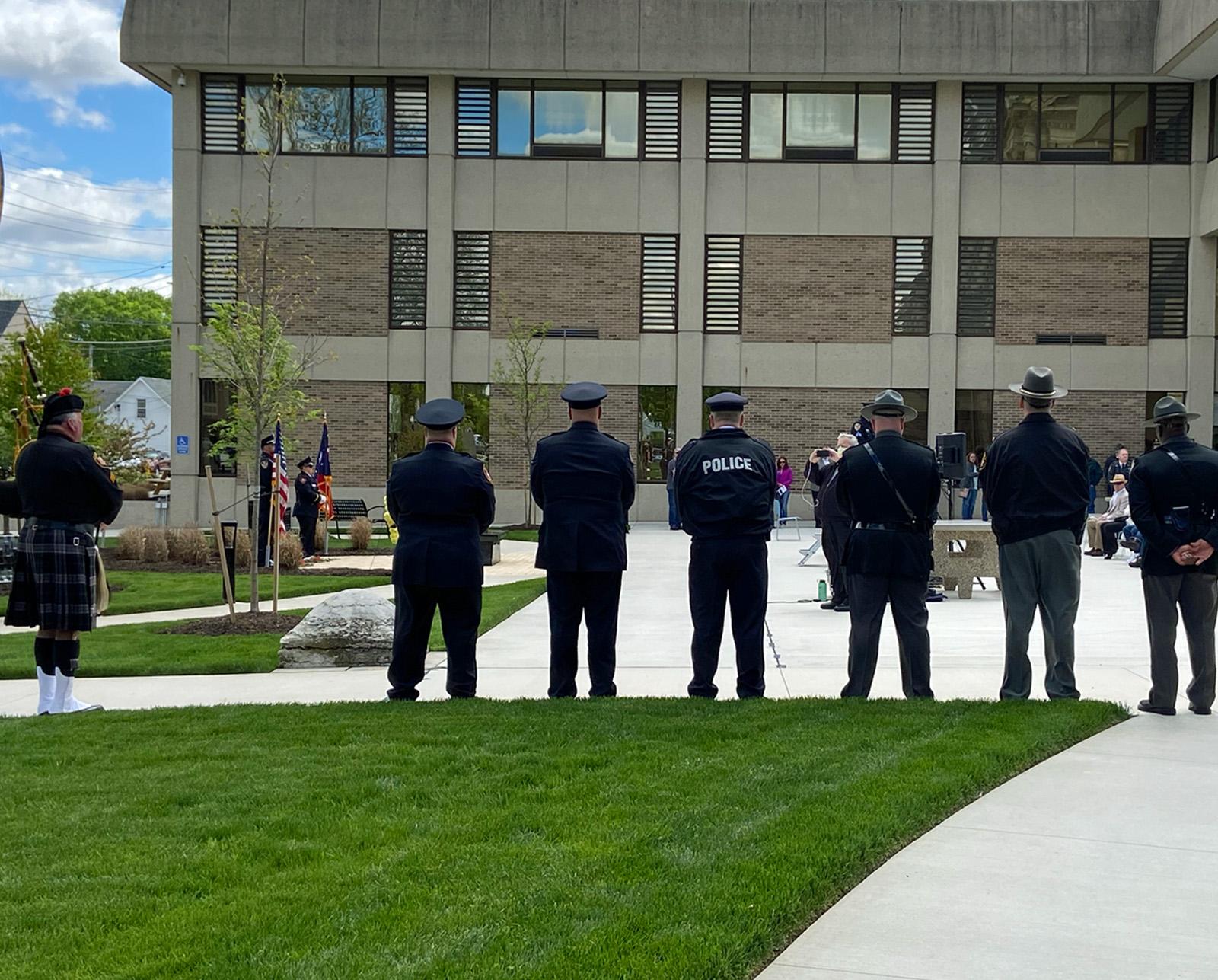2021 Law Enforcement Memorial Service